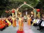 La fête bouddhique Quan The Am à Da Nang
