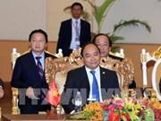 Le PM Nguyen Xuan Phuc participe au 3e Sommet de la MRC