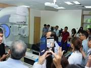 Hô Chi Minh-Ville : inauguration du système VERSA HD à l'hôpital Cho Rây