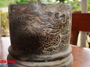 Un objet de la dynastie des Nguyen mis au jour dans une province du Centre
