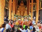 Des rencontres à l'occasion du Chol Chnam Thmay dans des provinces au Sud