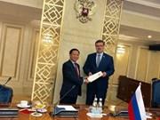 Vietnam - Russie : Renforcer la coopération entre les deux organes législatifs