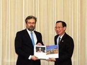 HCM-Ville et Dà Nang souhaitent dynamiser leur coopération avec la R. tchèque