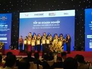 Les listes des 500 entreprises performantes et prospères du Vietnam rendues publiques
