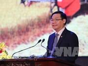 Quatre districts de la province de Nam Dinh reconnus districts de Nouvelle ruralité