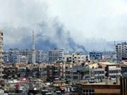 Les ministres des AE de l'ASEAN publient une déclaration sur la situation en Syrie