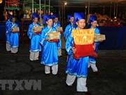 La 10ème édition du festival de Hue débute avec de diverses activités