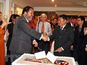 Célébration les 45 ans des relations diplomatiques Vietnam-Pays-Bas
