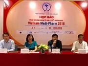 Bientôt le Salon Vietnam Medi-Pharm 2018 à Hanoï