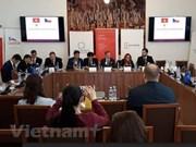 Promotion des relations de coopération économique et commerciale Vietnam-R.tchèque