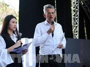 Ouverture de la 8e Journée des livres européens à Hanoï