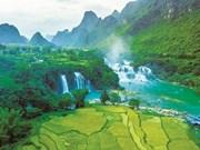Cao Bang: deuxième géoparc mondial UNESCO au Vietnam