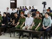 OceanBank : peines inchangées pour Ha Van Tham et Nguyen Xuan Son