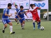 Activités sportives des Viet kieu à Singapour et en République de Corée