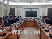 Ho Chi Minh-Ville renforce la coopération avec la ville sud-coréenne Daegu
