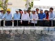 Le vice-PM Trinh Dinh Dung se rend dans la province de Ha Tinh