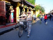 Hôi An : Projet d'utilisation de vélos