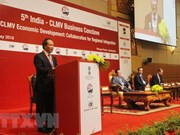 Le Vietnam à une conférence d'affaires entre l'Inde et les pays CLMV