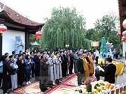 Pagode Truc Lam-Kharkov : en mémoire des soldats morts pour la défense de la souveraineté