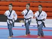 Ouverture des tournois de taekwondo d'Asie à Ho Chi Minh-Ville