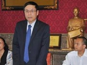 Les intellectuels Viet kieu en Europe s'orientent vers le pays