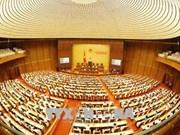 Les députés discutent mardi de divers sujets