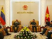 Le Vietnam et le Venezuela cultivent leur coopération de défense