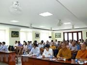 Edification d'une communauté vietnamienne plus solide au Laos
