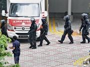 Singapour : sécurité resserrée au seuil du 17e Dialogue de Shangri-La  
