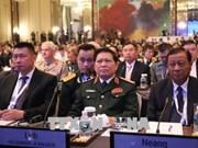 Clôture du Dialogue de Shangri-La 2018