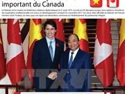 Le Vietnam, partenaire important du Canada