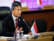 Le ministre singapourien des AE en visite en RPDC avant le sommet Trump-Kim Jong-un