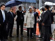 Le Premier ministre de la Malaisie en visite au Japon