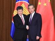 La Chine et l'ASEAN s'orientent vers une communauté plus étroite