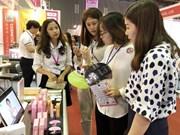 Plus de 200 entreprises à l'exposition Mekong Beauty Show 2018