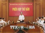 Le chef de l'État préside la 5e session du Comité de pilotage de la réforme judiciaire