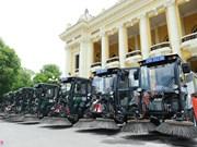 Environnement : Hanoï souhaite coopérer avec des entreprises allemandes