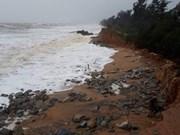 Thua Thien-Hue améliore sa capacité d'adaptation au changement climatique avec l'aide de Luxembourg