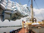 Forte haute des exportations de riz en Indonésie et au Bangladesh