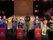 Le projet Mytel de Viettel est mis en service au Myanmar
