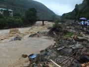 Crues : des lourds dégâts dans les provinces de Lai Chau et Ha Giang