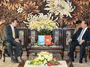 Le PM Nguyen Xuan Phuc reçoit les dirigeants du PNUD et de l'ONUDI