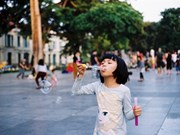 Les rues piétonnes de Hanoï, trait d'union entre le passé et le présent