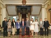 La province sud-coréenne de Jeollabuk-do veut établir des relations avec Ho Chi Minh-Ville