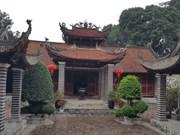"""Hanoï : une ancienne maison communale classée """"monument national spécial"""""""