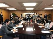 Le Vietnam propose un programme de coopération avec le Japon sur le CPTPP