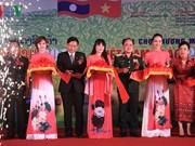 La Foire commerciale Vietnam-Laos 2018 ouvre ses portes à Vientiane