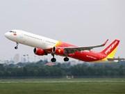 Vietjet : nouveaux vols au terminal T2 de l'aéroport de Cam Ranh