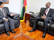 Le Mozambique salue les investisseurs vietnamiens