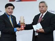 Renforcement des relations syndicales Vietnam-Cuba